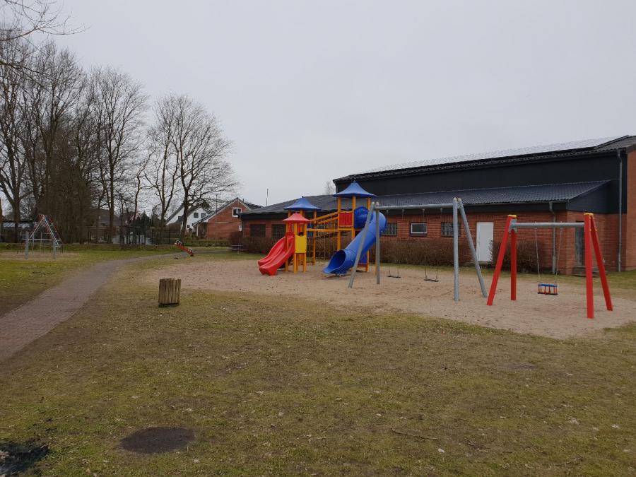 Spielplatz Bürgerpark