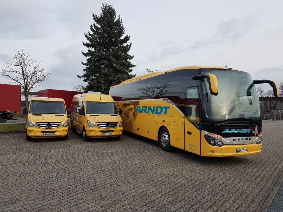 Bild 3 Busse