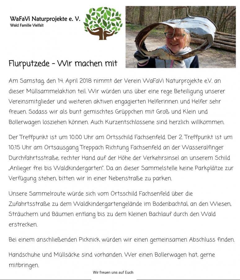 FlurputzedeFL 2018