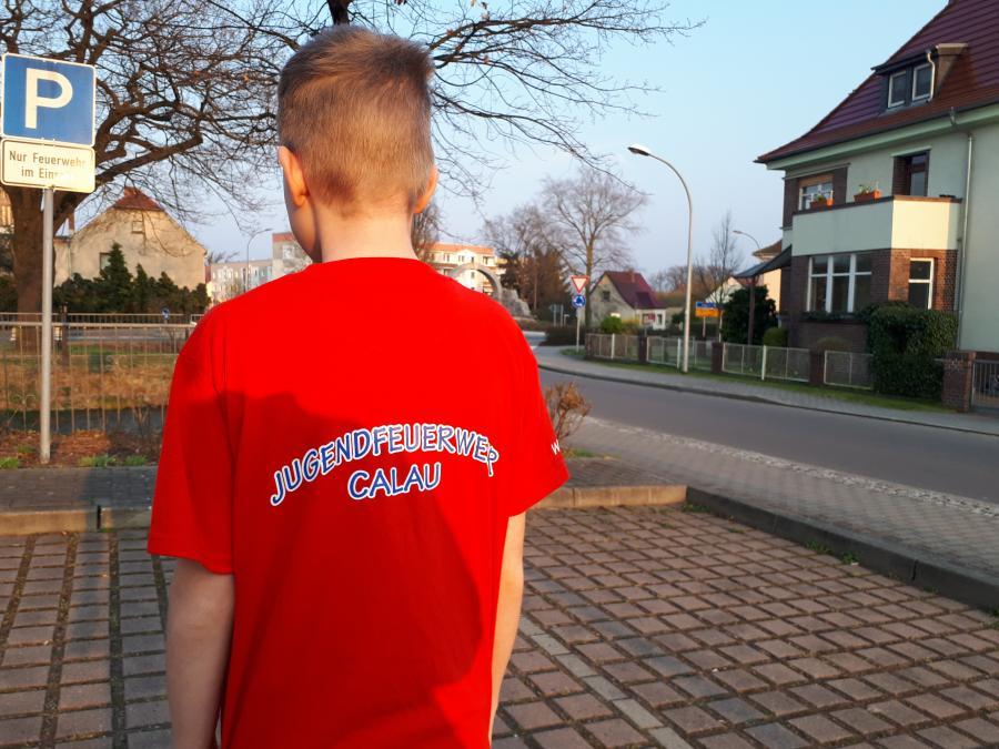 T-Shirt Jugendfeuerwehr
