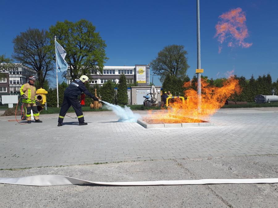 Ausbildung Gasbrände