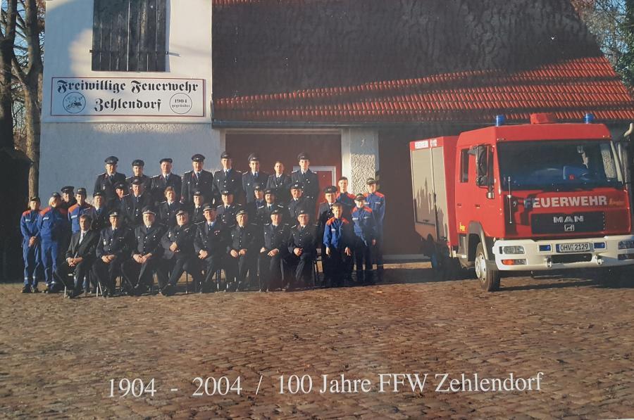 Gruppenbild Zehlendorf