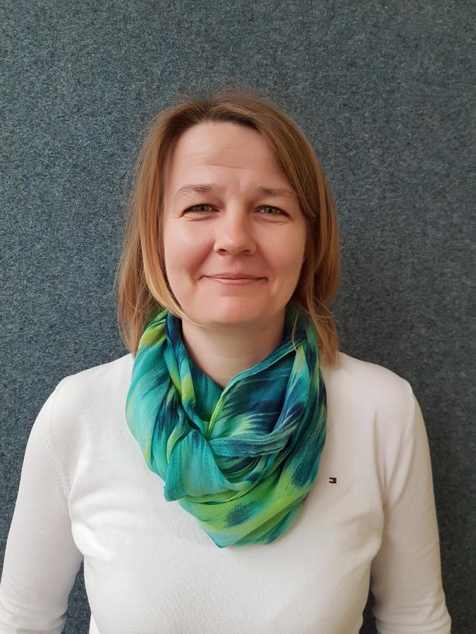 Sabine Kleinau