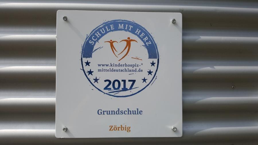 Grundschule Zörbig - Schule mit Herz 2017