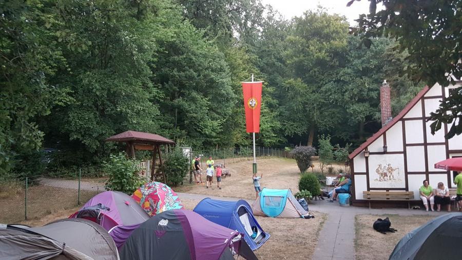 Ferienpass-Zeltlager