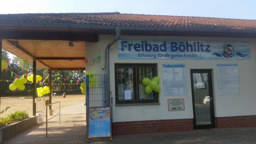 Freibad Böhlitz