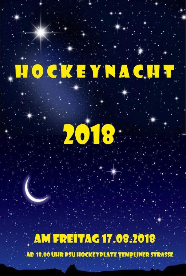 Hockeynacht 2018