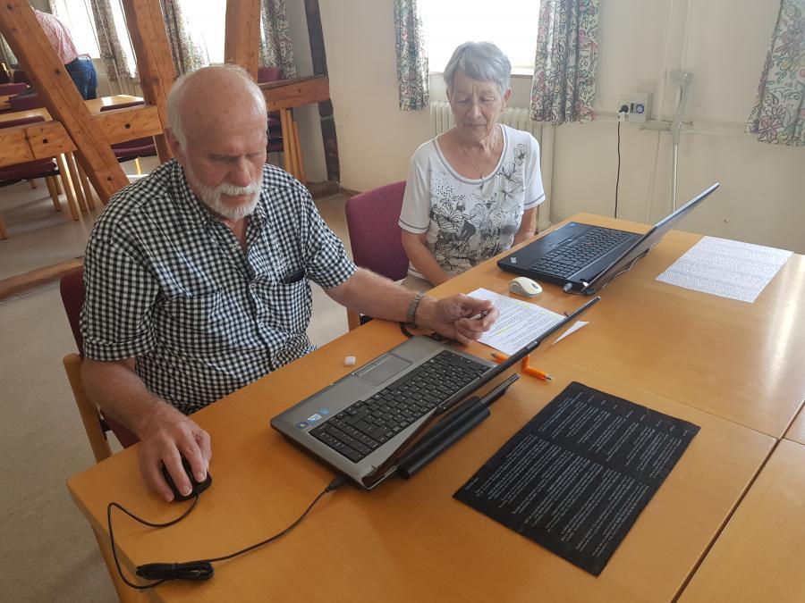 Computerecke Rommelshausen (vorläufig)