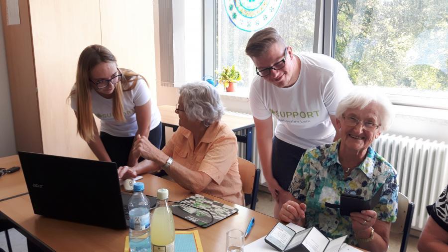 Senioren im SEminar