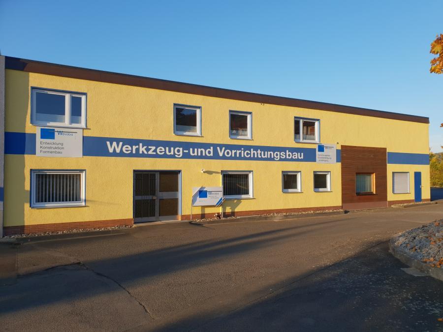 Wevoba GmbH - Werksgebäude