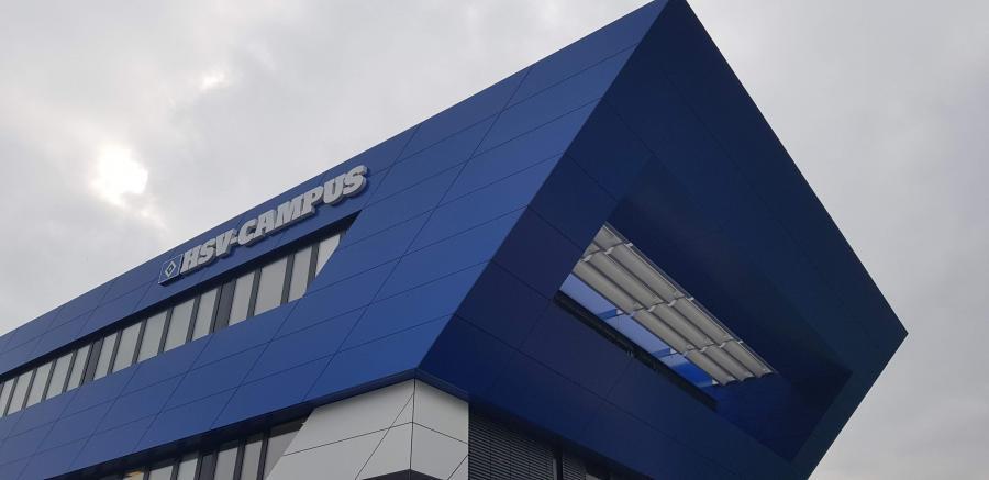 HSV-Campus -  Nachwuchsleistungszentrum NLZ