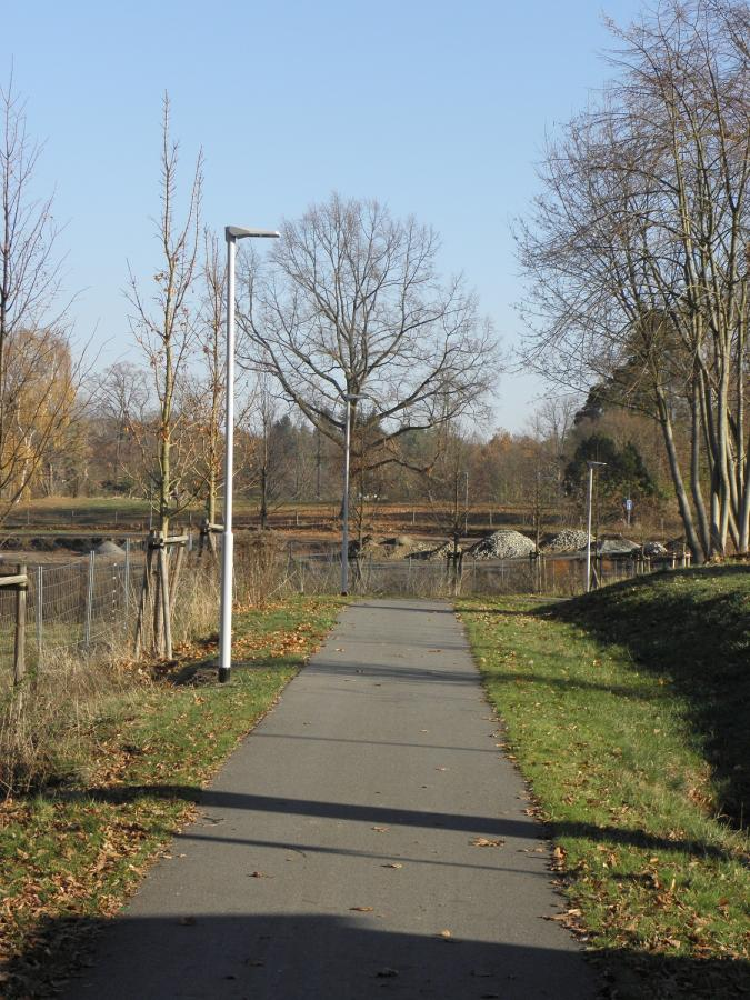 Radweg November 2018 Bild 1