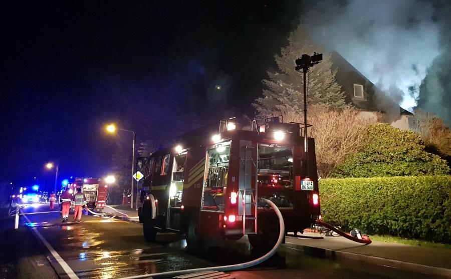 Brand Berggießhübel