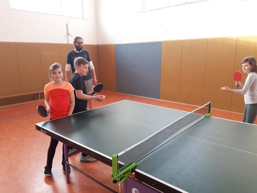 Tischtennis 2018/19