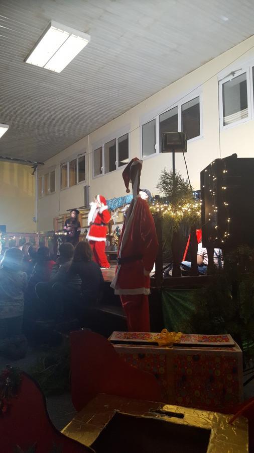 Weihnachtsmann-Rap