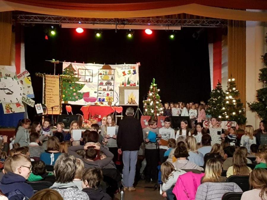 Weihnachtsmusical im Deutschen Haus