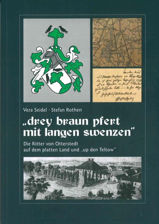 """© Foto: Titelseite der Broschüre """"drey braun pfert mit langen swenzen"""""""