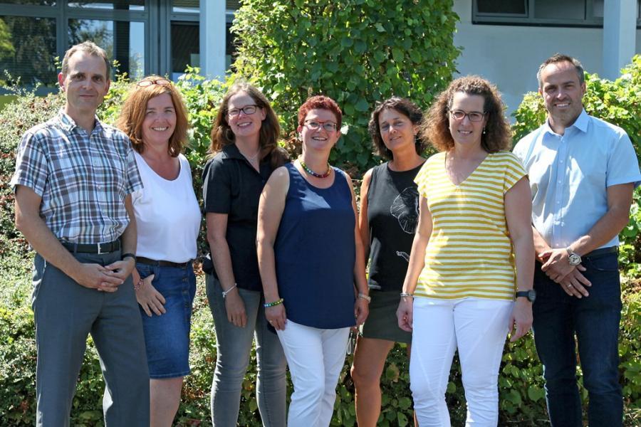 Schulleitungssteam 2018-2019