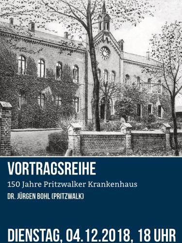 150 Jahre Krankenhaus
