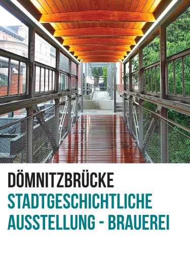 Dömnitzbrücke Stadtgeschichte