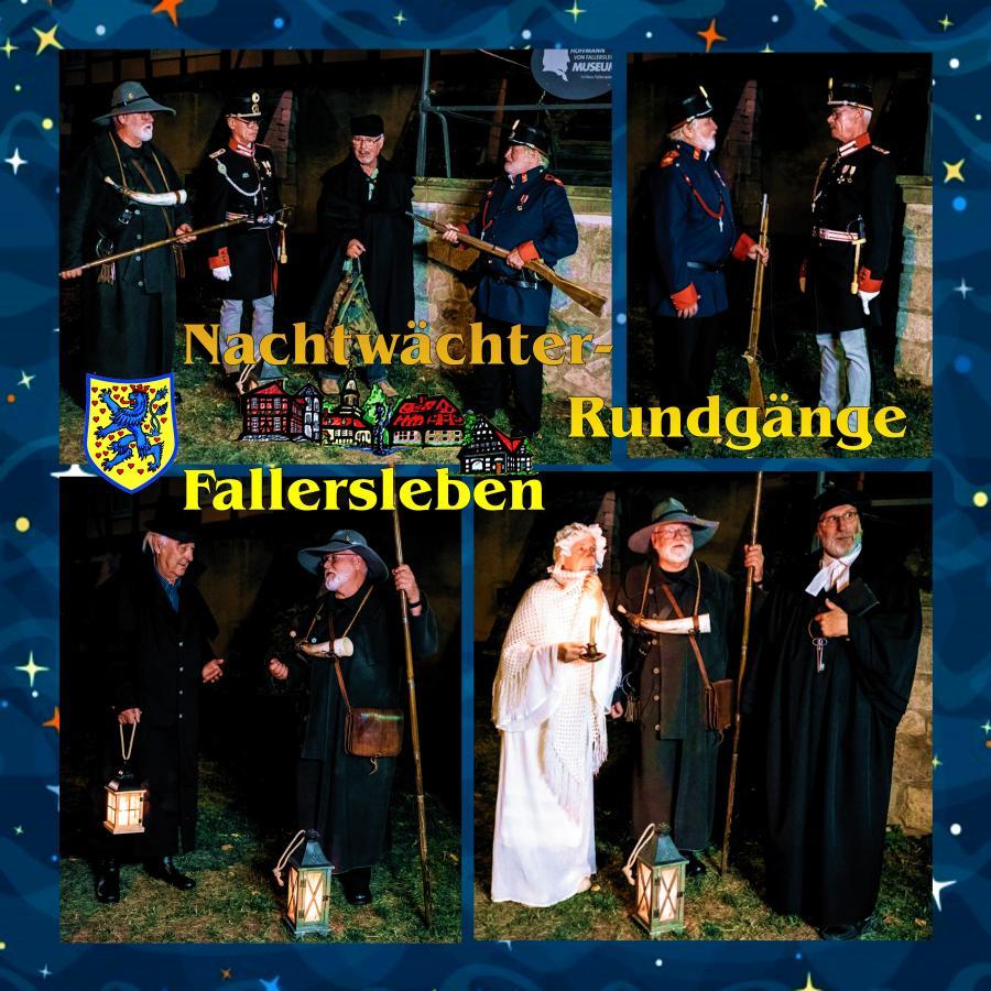 Nachtwächter-Rundgang Fallersleben 2018