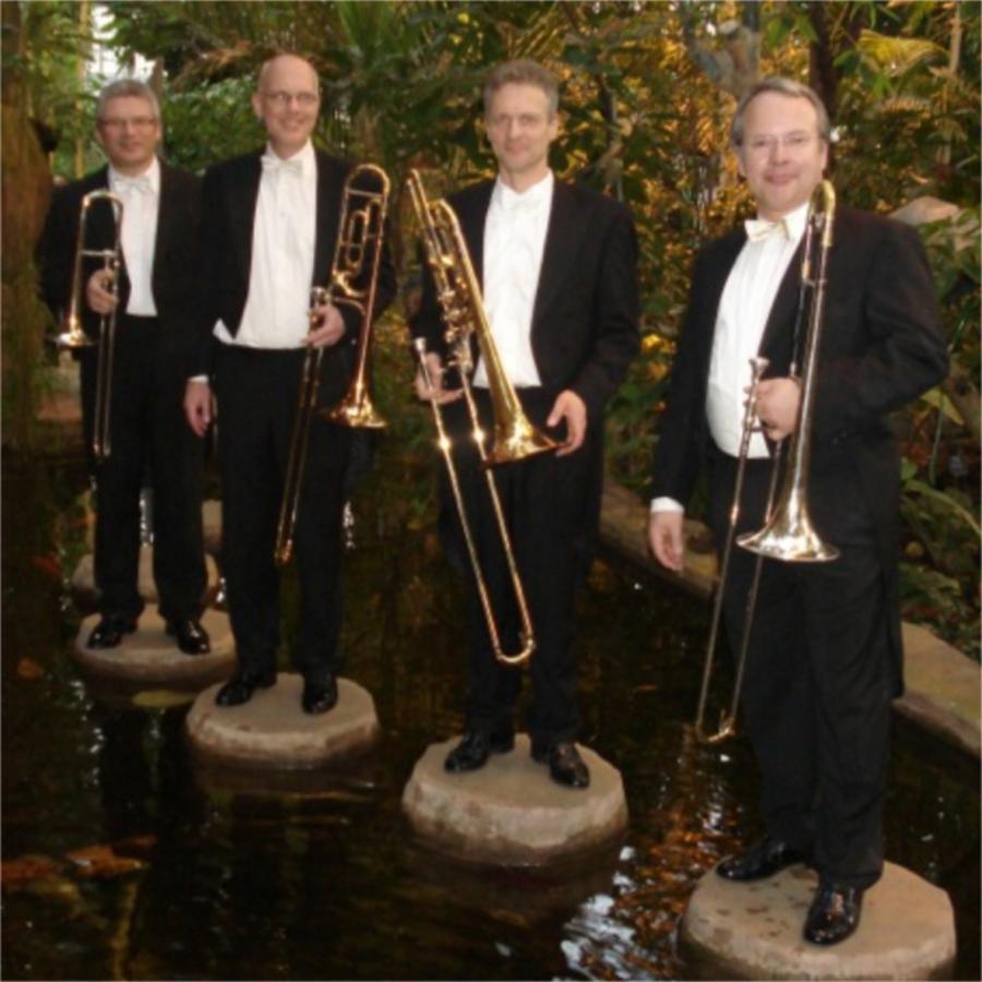 Posaunen-Solisten Berlin - Neujahrskonzert im Mönchenkloster