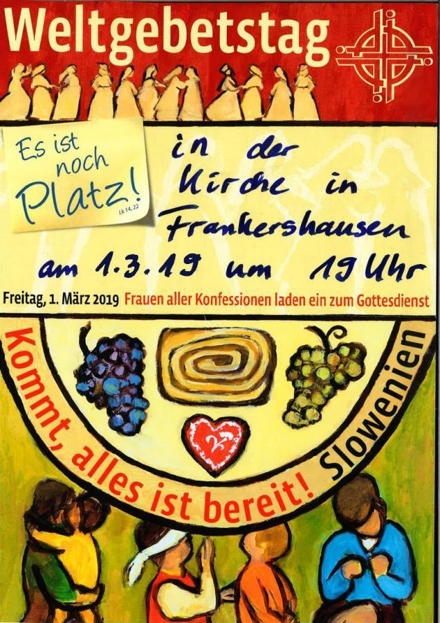 2019-03-01 Weltgebetstag Frankershausen