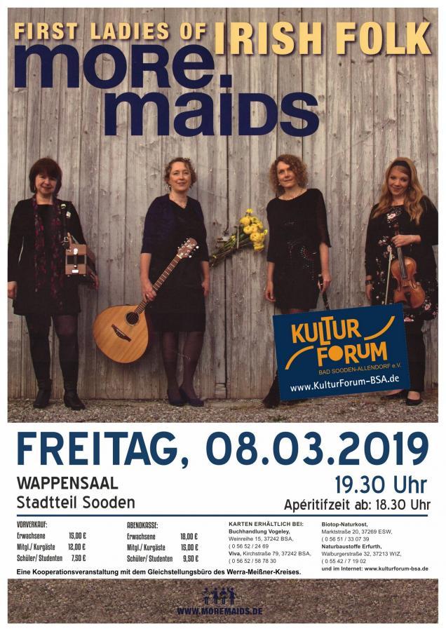 2019-03-08  More Maids