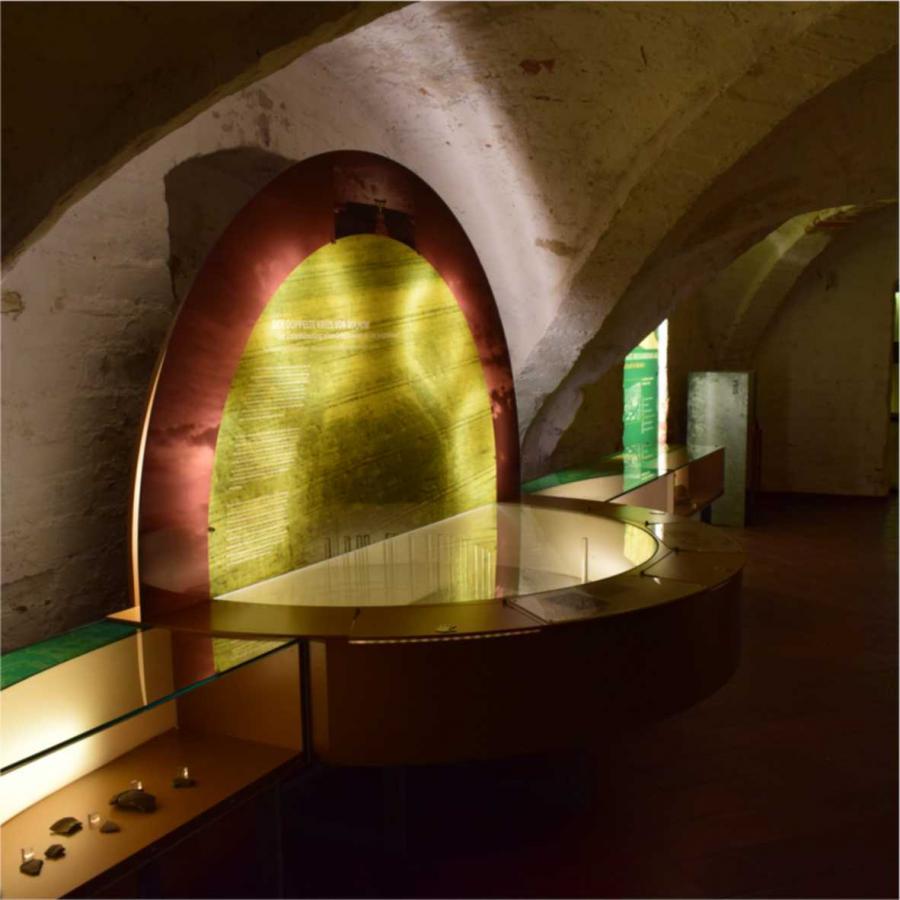 Archäologie - Die ersten Siedler