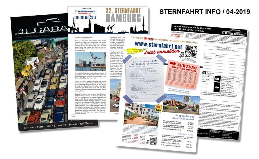 Info Sternfahrt