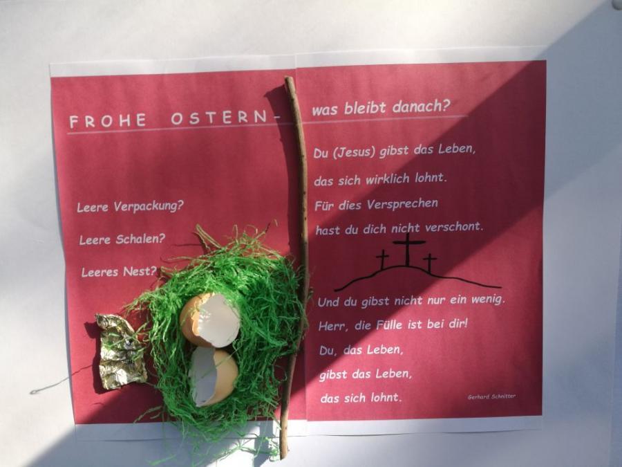 Ostern - was ist danach