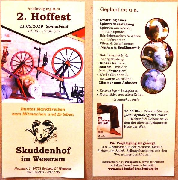 2. Skudden Hoffest