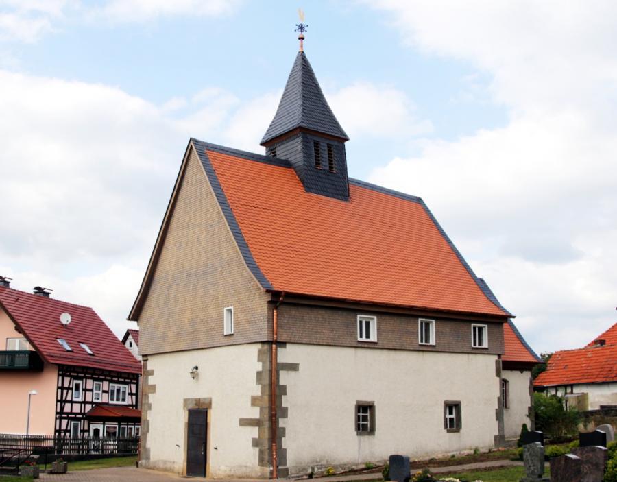 Kirche Görzhain neu