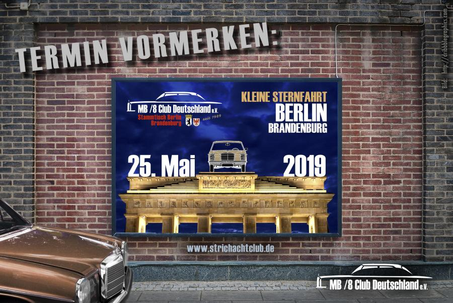 Save the Date - Berlin