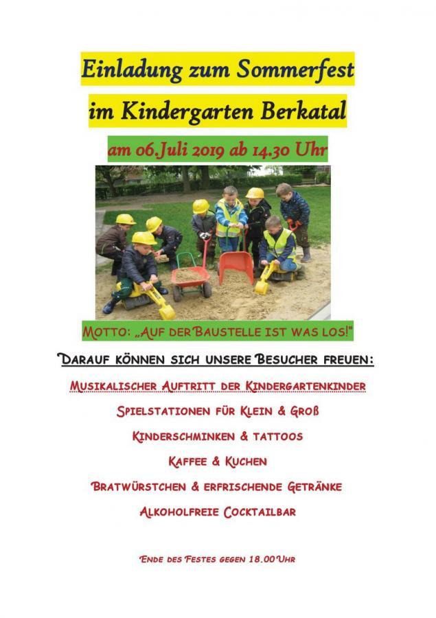 2019-07-06 Sommerfest 2019 Kindergarten Plakat 1.jpg