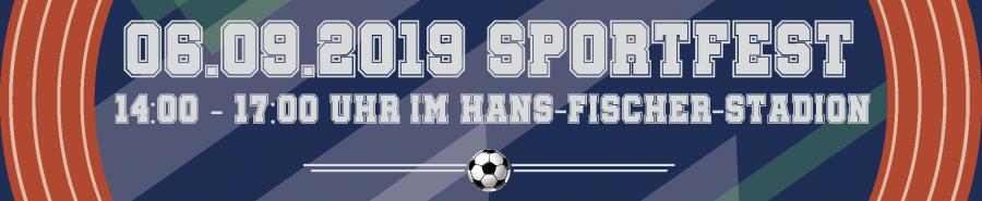 2019-08-19 - Banner Sportfest