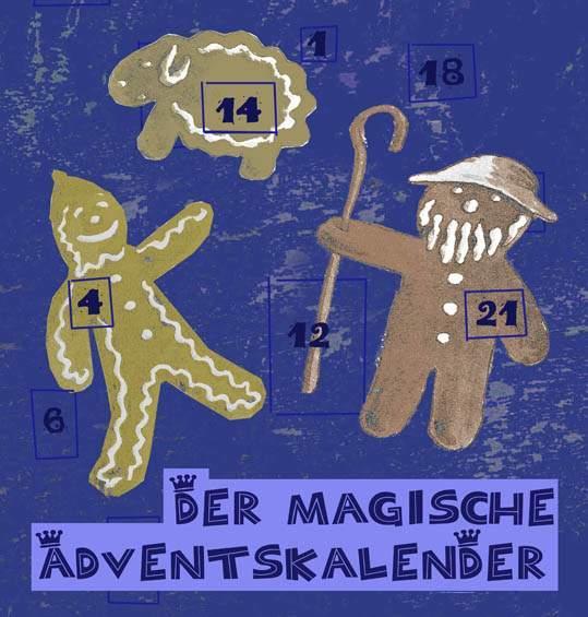 Der magische Adventskalender - Fliegendes Theater
