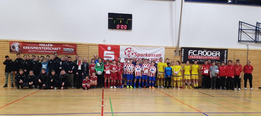 Endrunde C-Junioren