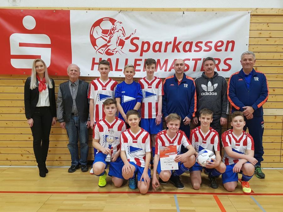Hallenkreismeister der C-Junioren: NSG Saaletal