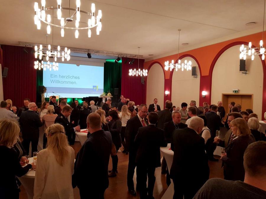 Neujahrsempfang 2019, Foto: Gemeinde Wandlitz