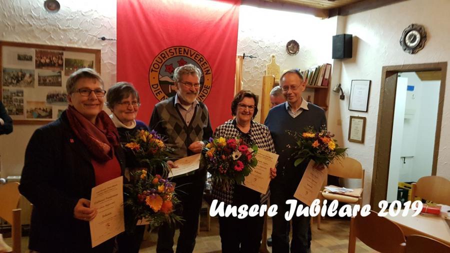 Waltraud Friedemann-25, Bärbel Hohmeister-25, Heini Harrigfeld-65, Gabriele Sievers-40, Klaus Sievers-40