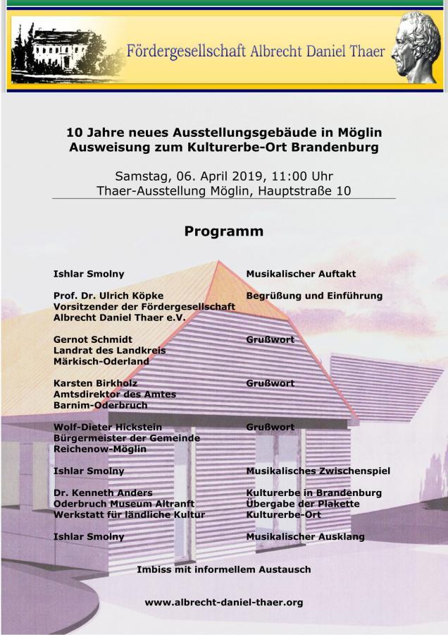 programm 6 april 2019