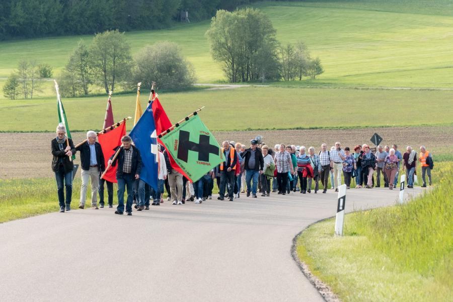 KAB-Wallfahrt Großlellenfeld 2019