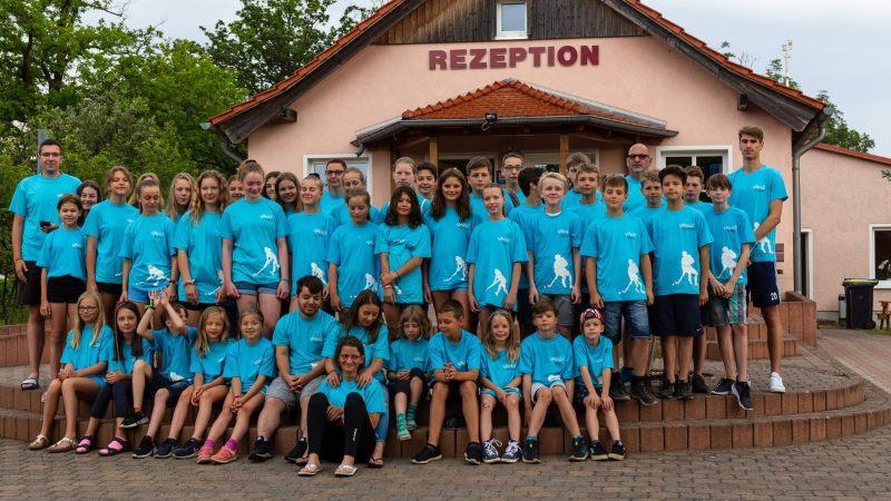 Sommerferiencamp Straußberg 2019