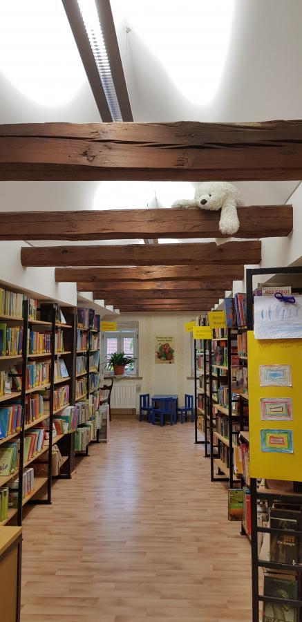 Bücherei Hirschbach