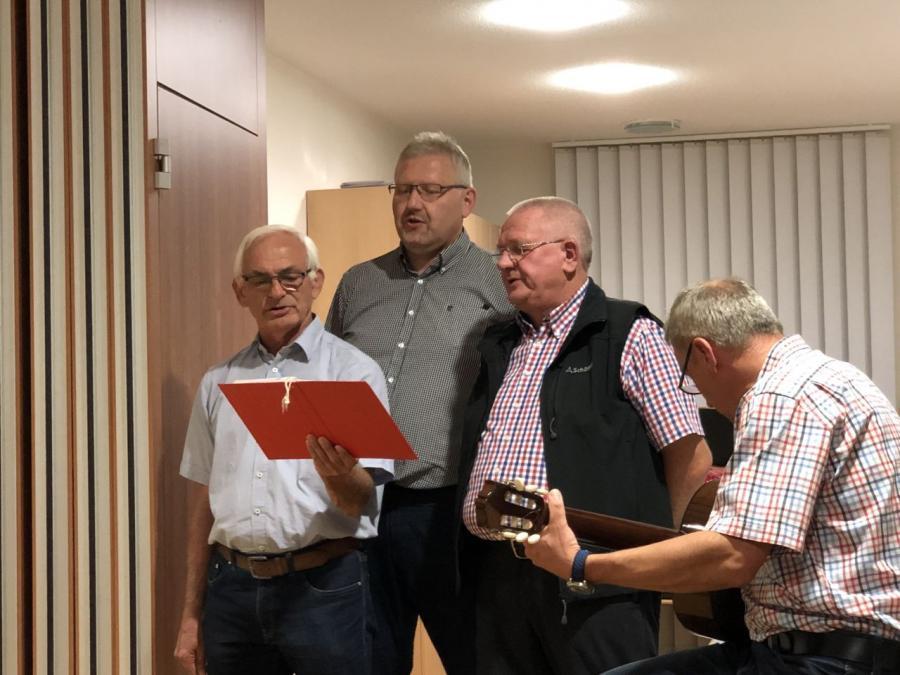 60. Geburtstag Pater Rockose Miltach 10