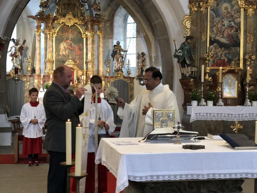 60. Geburtstag Pater Rockose Miltach 12