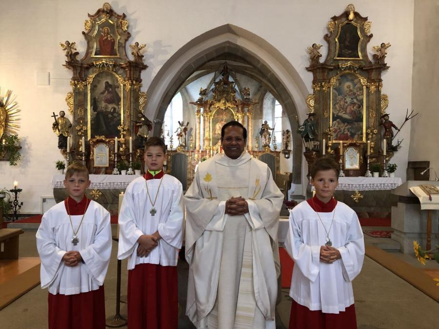 60. Geburtstag Pater Rockose Miltach 13