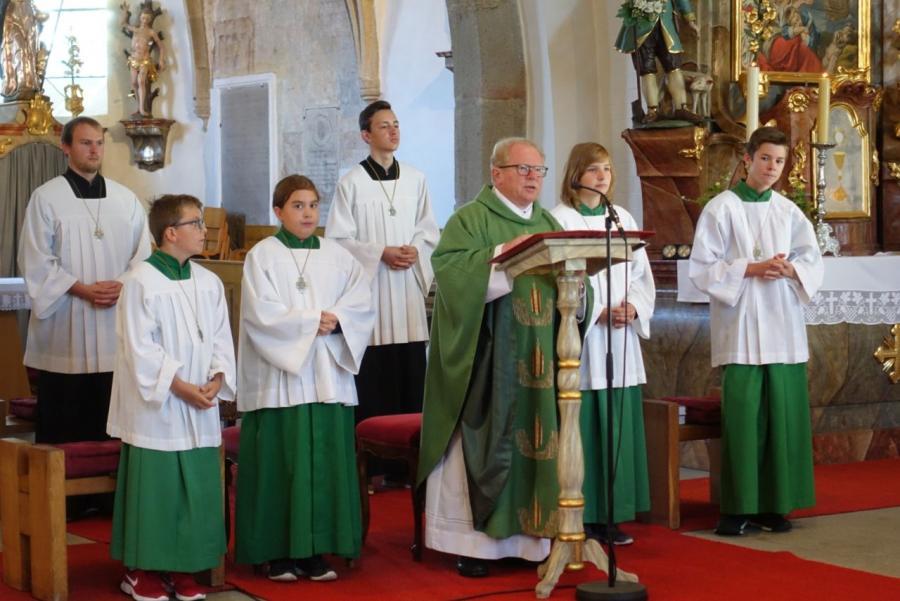 Pfarrfest Miltach 2019 2