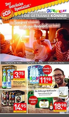 2019 - Werbung KW 33 - 34 Seite 1